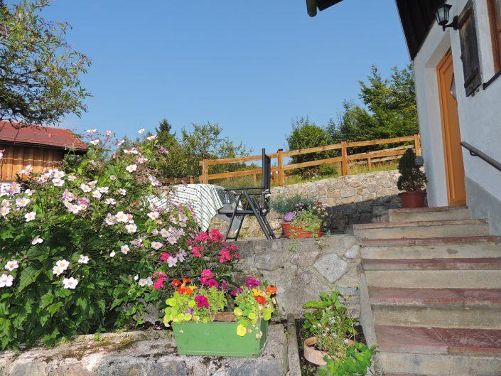 Genießen Sie Ihren Urlaub in der Ferienwohnung Berghäusl in Oberau bei Berchtesgaden. Familie Brandner freut sich auf Sie.